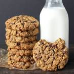 Images & Illustrations of oatmeal cookie