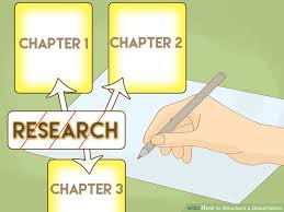 level   dissertation Ways to Structure a Dissertation wikiHow Image titled Structure a Dissertation Step