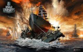 World of Warship:Pacific War