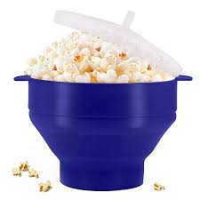 Original <b>Microwaveable Silicone</b> Popcorn - Buy Online in South ...