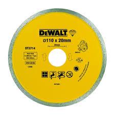<b>Алмазный круг сплошной по</b> керамике для DWC410 ø110х20 h ...