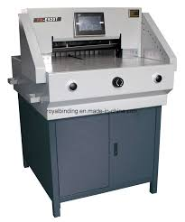 China Paper Cutter Machine (<b>E520T</b>)