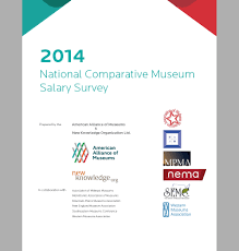 museum salary study 2014 national comparative museum salary survey