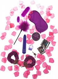 Приобрести анонимно <b>эротический набор super</b> sex bomb purple ...