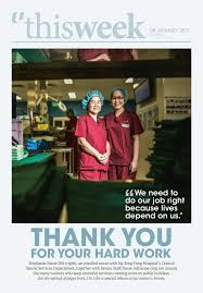 ntuc u portal thank you for your hard work stephanie marie dm right an enrolled nurse ng teng fong hospital s central sterile services department together senior staff nurse adrianne