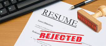 application fails  what not to put in your resume and cover letter    resume and cover letter fails