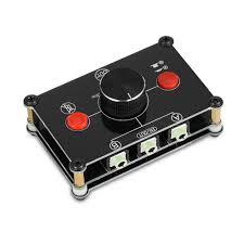 Nobsound Little Bear MC102 Mini <b>2</b>(<b>1</b>) IN 1(2) OUT <b>3.5mm</b> Stereo ...