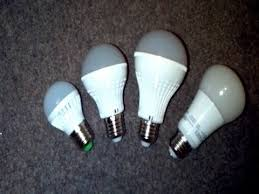 2W <b>5W 7W LED Light Bulb</b> Comparison and Review - YouTube