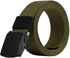 ZFADDS Belt Male <b>Tactical Military</b> Canvas Belt <b>Outdoor Tactical</b> ...