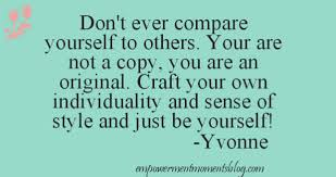 Don't Try To Be Perfect – Be Yourself | Empowerment Moments Blog via Relatably.com