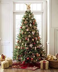 Balsam Hill BH Balsam Fir Premium Prelit Artificial Christmas Tree