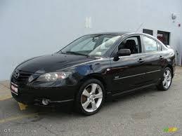 Black Mazda 3 2004 Black Mica Mazda Mazda3 S Sedan 40064205 Gtcarlotcom