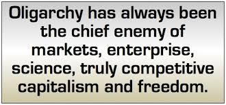 Risultati immagini per oligarchy finance