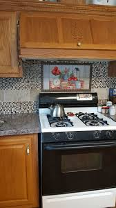 Kitchen Tile Backsplash Murals Decorative Tile Backsplash Kitchen Tile Ideas Moms Apple Pie