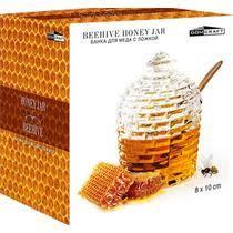 <b>Банка Briverre</b> Beehive <b>для меда</b> 150 мл купить с доставкой по ...