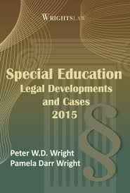wrightslaw special education law and advocacy wrightslaw special education law 2nd edition by pam and pete wright