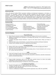 accounting resume template musicians resume template