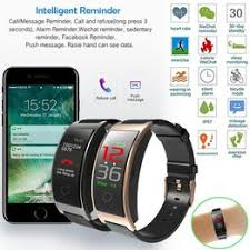 CK11C Smart Bracelet Band Blood Pressure Heart Rate ... - Vova