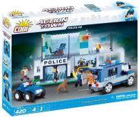 <b>COBI Police HQ</b> 1574 - купить <b>конструктор</b>: цены, отзывы ...