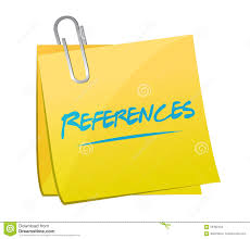 references clipart clipartfest references post sign concept
