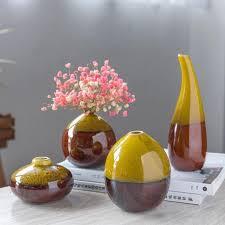 Creative <b>Classic Ceramic Vase</b> Mini Hydroponics plant <b>Vases</b> for ...