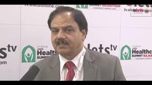 elets nd health summit raj healthcare innovation through elets 2nd health summit raj 16 interview rajeev sharma dgm bank of baroda