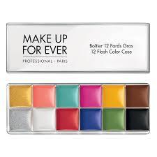<b>12</b> Flash <b>Color</b> Case - Flash <b>Colors</b> – MAKE UP FOR EVER