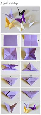 easy paper craft projects you can make kids cute diy projects 4 origami butterflies