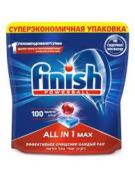 <b>Таблетки</b> для мытья посуды в посудомоечной машине 100 шт ...