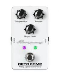 <b>AMPEG OPTO</b> COMP Bass Compressor напольная <b>педаль</b> ...