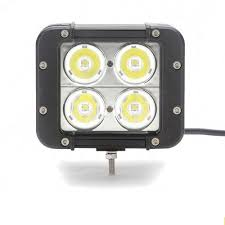 1PCS 4.5inch <b>40W</b> CREE Led Work Light Bar 12V 24V | Shopee ...