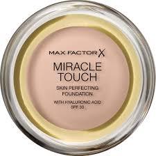 34 отзыва на <b>Тональная основа</b> Max Factor <b>Miracle Touch</b>, SPF 30 ...