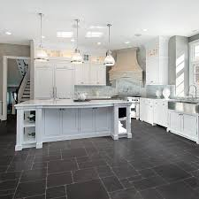Gray Tile Kitchen Floor Gray Modern Kitchen Floor Lino Roof Floor Tiles Very Special