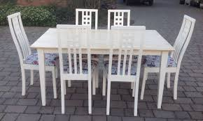 Shabby Chic Dining Room Table Shabby Chic Table And Chairs Ebay