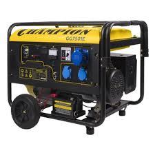 <b>Генератор бензиновый CHAMPION GG7501E</b> — купить в ...