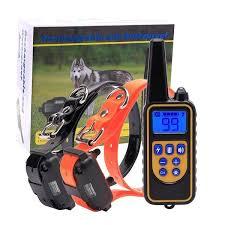 <b>Electric Dog</b> Training Collar <b>800m</b> – Your <b>Puppy</b> Palace