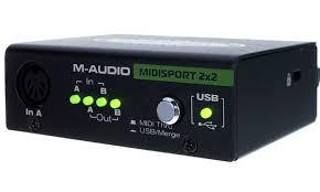Authoritative point <b>Внешняя студийная звуковая</b> карта M-Audio ...