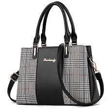 <b>Handbags</b> for <b>Women</b> Shoulder Tote <b>Purses Fashion Ladies</b> Top ...
