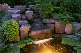 pond lighting ideas. make koi pond shine with lighting ideas l