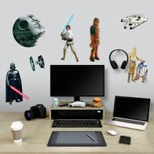 Classic <b>Star Wars Wall Decals</b> 31ct | Party City
