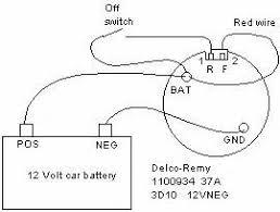 2 wire alternator wiring diagram 2 image wiring similiar 3 wire alternator wiring diagram keywords on 2 wire alternator wiring diagram