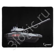 """<b>Коврик</b> для мыши <b>Gembird MP</b>-<b>GAME1</b>, рисунок- """"танк-2"""""""