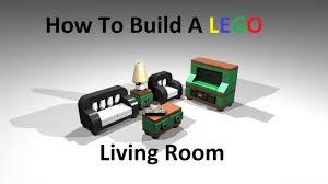build living room furniture how to build a lego living room custom moc instructions build living room furniture