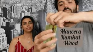 <b>Mancera Kumkat Wood</b> Review + Giveaway - YouTube