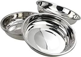 Stainless Steel - Dinner Plates / Plates: Home & Kitchen - Amazon.ca