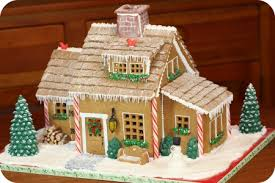 Ideas and inspiration for Gingerb houses   Sweetopiaginger b house gingerb house    x