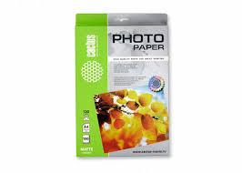 Купить <b>Фотобумага Cactus CS</b>-MA4120100 <b>A4</b>/120г/м2/100л ...