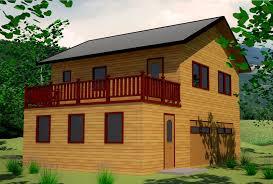 Garage w  nd Floor Apartment   Straw Bale House PlansGarage w  nd Floor Apartment  click to enlarge