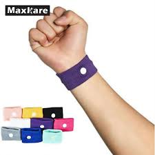 MaxKare <b>10 Pcs Travel Motion</b> Morning Sickness Wristband ...