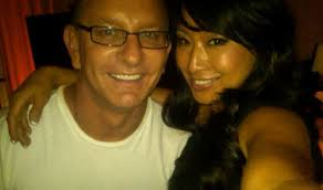 If you follow Chef Robert Irvine and friends on Twitter, you may have felt as if you were actually attending his nuptials this weekend. - Robert-Irvine-and-Wife